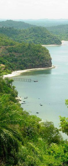 Barra do Paraguaçu - Bahia - Brasil