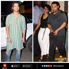 Stars show up to support Sushant Singh Rajput's Detective Byomkesh Bakshy! Check out more pics only on www.biscoot.com