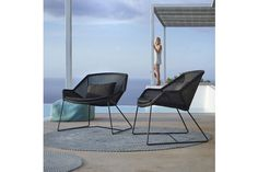 CL Breeze Lounge Chairs| Fresh Home & Garden