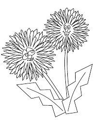 Bildergebnis für worksheets dandelion