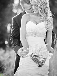Cute picture❤️ #bride #andgroom