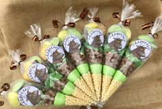 Gruffalo themed sweet cones party favour ideas by Sweet Mafia 3rd Birthday Cakes, 4th Birthday Parties, Baby Birthday, Birthday Party Decorations, Party Favors, Gruffalo Activities, Gruffalo Party, Witch Party, Sweet Cones