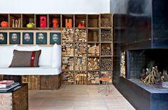 A Florence, un loft modulable installé dans une menuiserie - Marie Claire Maison