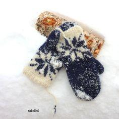 SELBUROSA tova votter - og str M Mitten Gloves, Mittens, Knits, Diy And Crafts, Knit Crochet, Xmas, Hands, Sewing, Knitting