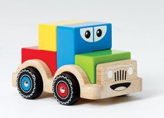 Buy Smart Car at Mighty Ape NZ. Smart Car - a truckload of fun! SmartCar is a wooden game that evolves with your child's growing skills. Can you assemble a car? Kids Store, Toy Store, Play Vehicles, Logic Puzzles, Smart Car, Baby Games, Wooden Puzzles, Creative Thinking, Toddler Toys