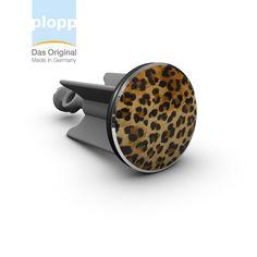 www.plopp.co  plopp Waschbeckenstöpsel Leopard  #animal print #plopp #Waschbecken #geschenkidee #leo #bath #badezimmer