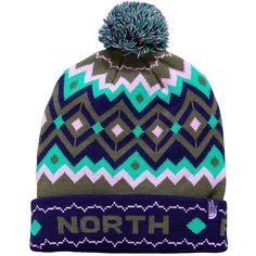 c391ce23b4acb The North Face The North Face Tuke Hat ( 36) ❤ liked on Polyvore featuring