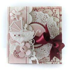 Peets Scrapalbum ((scrapbook-card-baby))