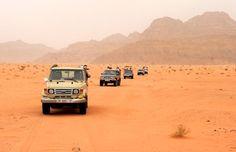 Azure Travel - Azure's Crusaders tour of Jordan - 3 Days / 2 Nights