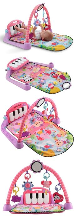 Baby Gear 100223: Fisher-Price Kick And Play Piano Gym -> BUY IT NOW ONLY: $64.84 on eBay!