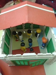 Con el techo entero no se podía jugar