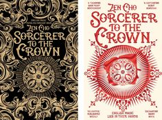 Books by Proxy | Cover Reveal: Sorcerer to the Crown by Zen Cho – Hardback vs Paperback