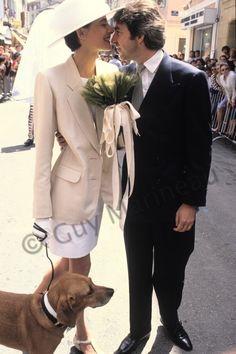 Mariage_Ines_de_la_Fressange_Tarascon_9_Juin_1990_Photo_Guy_Marineau_032