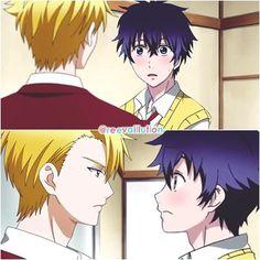 The Morose Mononokean Abeno X Ashiya Manga Art, Manga Anime, Divas, Otaku, Perfect Couple, Kokoro, Anime Ships, Fujoshi, True Love