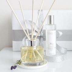 White Lavender Scent Diffuser - Diffusers & Room Sprays | The White Company