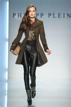 Sfilata Philipp Plein Milano - Collezioni Autunno Inverno 2012-13 - Vogue