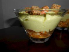 Receita Entrada : Verrines de abacate com queijo fresco e camarão de Postigodosmeusdoces