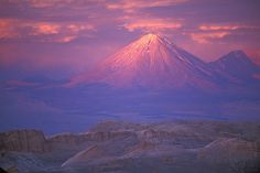 Valle de la Luna -Atacama, Chile