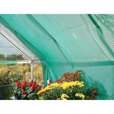 Protect your plants and create the optimal growing environment with the Palram Shade Kit . Designed to clip inside your Snap & Grow Greenhouse, this. Walk In Greenhouse, Greenhouse Plans, Sun Shade Fabric, Polycarbonate Greenhouse, Peonies And Hydrangeas, Home Grown Vegetables, Shades, Kit, How To Plan