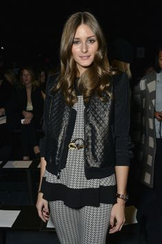 #Olivia #Palermo at Tibi #NYFW   THE OLIVIA PALERMO LOOKBOOK