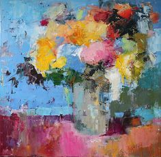 Art of Julia Klimova | New Paintings