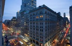 Hotel 373 Fifth Avenue New York (New York) This Fifth Avenue boutique hotel stands in the shadow of the Empire State Building and is a 5-minute walk from the 34th Street - Herald Square subway station.