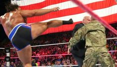 The Authority tries to dominate and Rusev causes an international incident on #RAW going into #WWE #HellInACell2014 #TNA #ROH #WARWeekly WWE Monday Night Raw October 20, 2014