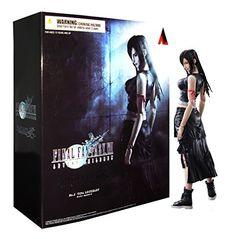 "Square Enix Play Arts Kai Tifa Lockhart ""Final Fantasy VII: Advent Children"" Action Figure Square Enix http://www.amazon.com/dp/B00OSW4DSQ/ref=cm_sw_r_pi_dp_Ai5wwb136HX8A"