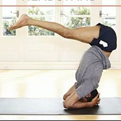 Yes, you can do a headstand. In this Sonima video, yoga expert Sharath Jois demonstrates how to master this challenging pose.