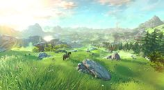 Our First Look at Zelda Wii U