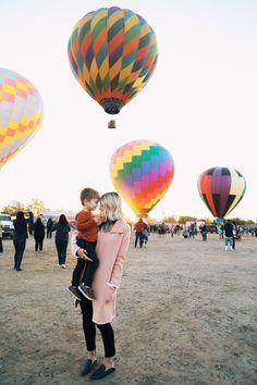 Hot air balloons, ka