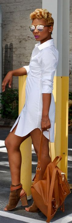 Fall White / Fashion By Young At Style