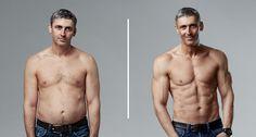 Découvrez la perte de poids de Ben, un homme comme un autre qui a su se surpasser pendant 12 semaines!