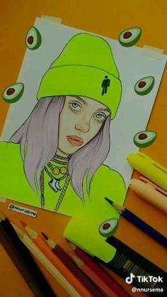 Art Drawings Sketches Simple, Girl Drawing Sketches, Doodle Art Drawing, Pencil Art Drawings, My Drawings, Sad Girl Drawing, Sisters Drawing, Bubble Drawing, Mini Canvas Art
