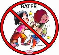 regras-nao-bater Regras Super Nanny, Sunday School, Back To School, Preschool Rules, Sequencing Worksheets, Supernanny, Classroom Rules, Social Skills, Special Education