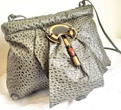Vintage Alligator Croc Leather Disco Jeweled Large Clutch Shoulder Bag Purse Listing in the Shoulder Bags,Bags & Purses,Womens Accessories & Bags,Clothes, Shoes, Accessories Category on eBid Canada