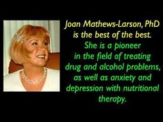 Vitamin B6 deficiency can cause extreme anxiety, Joan Mathews Larson -   WATCH VIDEO HERE -> http://bestdepression.solutions/vitamin-b6-deficiency-can-cause-extreme-anxiety-joan-mathews-larson/      *** What Vitamin Deficiency Causes Depression ***   Hello, Larry Hobbs @ FatNews.com. For 30 years, Joan Mathews Larson, PhD has treated addiction, anxiety and depression with natural supplements in order to correct underlying biochemical problems that cause these conditions.