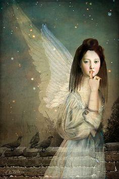 ☆ Silence ゝ。Artist Catrin Welz-Stein ☆