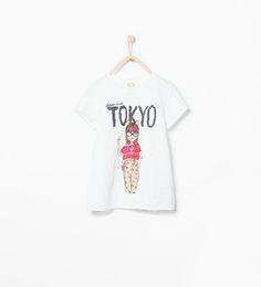 f9b7ddf6bd Shiny text dolls t - shirt - View all - T - shirts - Girl - 14 years) - KIDS