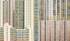 Mesmerising images of the amazing tower blocks of Hong Kong #DailyMail