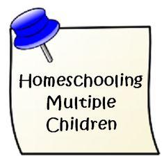 Homeschooling Multiple Children « Homeschool Share blog