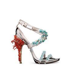 Artistic Stiletto Heels : Artistic Stiletto
