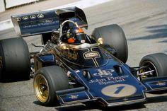 Emerson Fittipaldi LotusFord Grand Prix of Monaco Circuit de Monaco 03 June 1973 Emerson, Sport Cars, Race Cars, Formula One Champions, F1 Lotus, Emo, Spanish Grand Prix, Automotive Art, F1 Racing