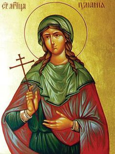 Image of St. Juliana of Cumae