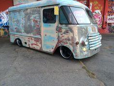 '55 Ford Grumman Step Van