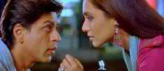 Shah Rukh Khan and Rani Mukherji - Kabhi Alvida Naa Kehna King Of My Heart, King Of Hearts, Kabhi Alvida Naa Kehna, Rani Mukerji, Music Is My Escape, Karan Johar, Indian Bollywood Actress, Famous Girls, Shahrukh Khan