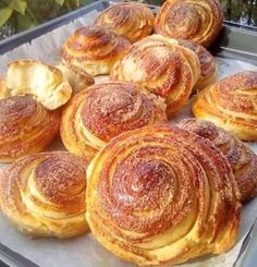 Greek Sweets, Greek Desserts, Greek Recipes, Sweet Buns, Sweet Pie, Cooking Time, Cooking Recipes, Appetizer Recipes, Dessert Recipes