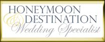 We are certified HONEYMOON & DESTINATION WEDDING SPECIALISTS! www.JollyMonVacations.com Service is complimentary!