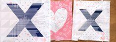 Cross my Heart | lillyella stitchery