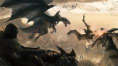Battle Dragons (Lair)